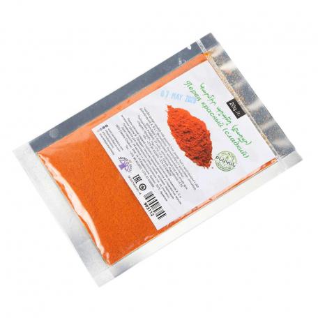 Կարմիր պղպեղ «Sacred Spices» քաղցր 20գ