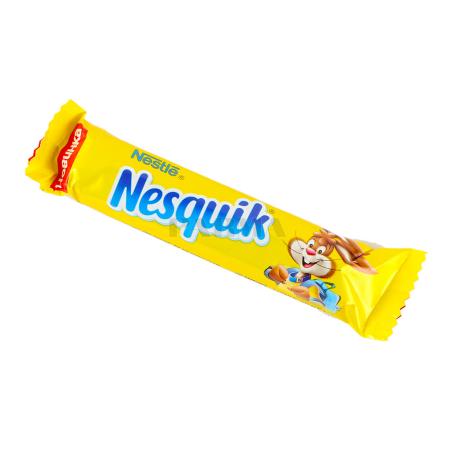 Շոկոլադե բատոն «Nesquik» 20.5գ