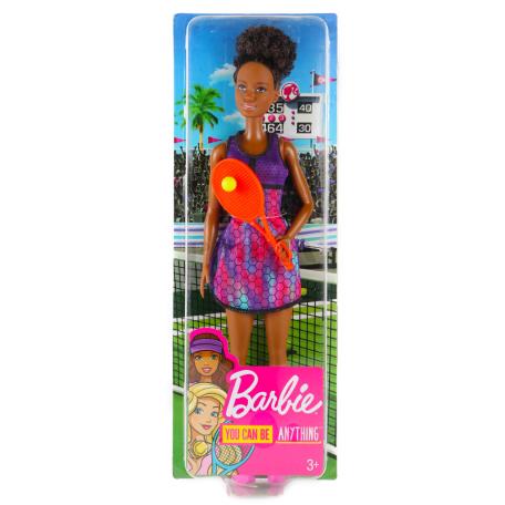 Խաղալիք «Barbie» տիկնիկ թենիսիստ