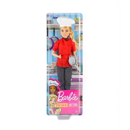 Խաղալիք «Barbie» տիկնիկ շեֆ խոհարար