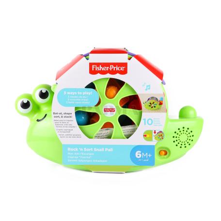 Խաղալիք «Fisher Price» խխունջ