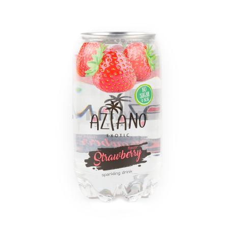 Զովացուցիչ ըմպելիք «Aziano» ելակ 350մլ
