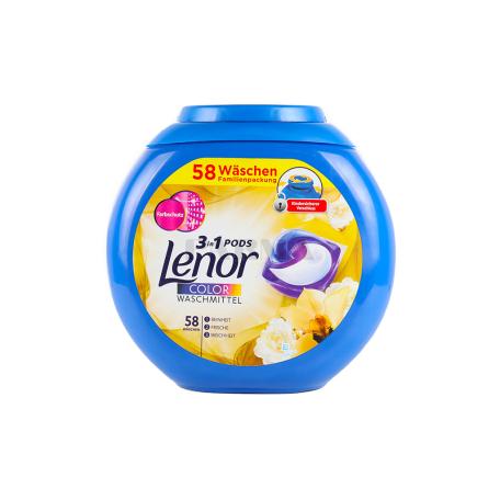 Հաբեր լվացքի «Lenor» գունավոր 1531․2գ