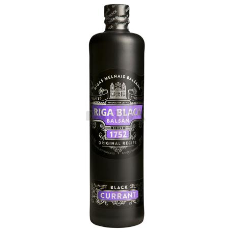 Լիկյոր «Riga Black Balsam» հաղարջ 700մլ
