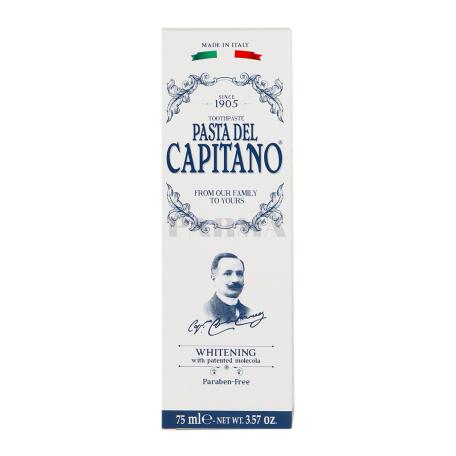 Ատամի մածուկ «Pasta del Capitano» սպիտակեցնող 75մլ