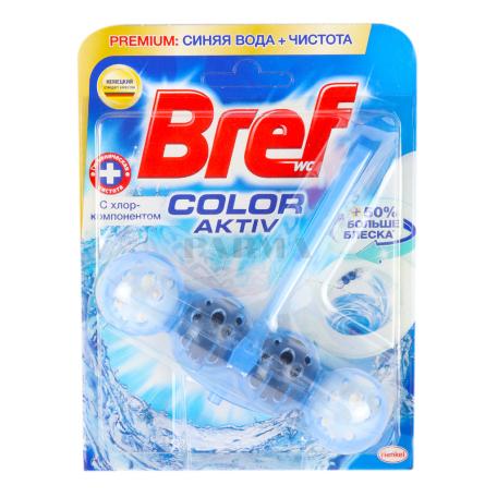 Հաբ զուգարանակոնքի «Bref Color-Aktiv» քլոր 50գ