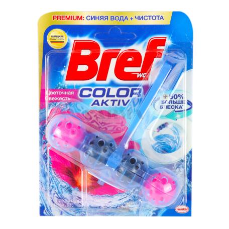 Հաբ զուգարանակոնքի «Bref Color-Aktiv» ծաղկային 50գ