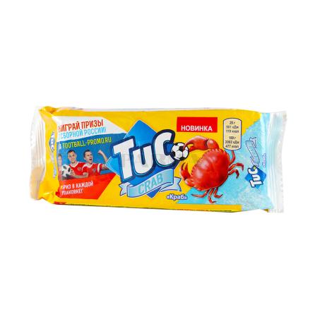 Կրեկեր «Tuc» ծովախեցգետին 100գ