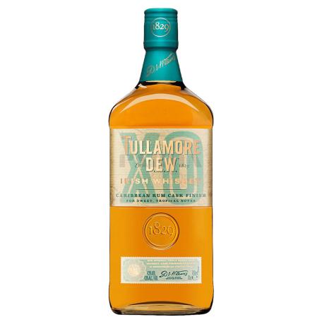 Վիսկի «Tullamore D.E.W. Caribbean Rum Cask Finish» 700մլ