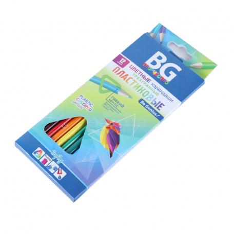 Մատիտ «BG» 12 գույն