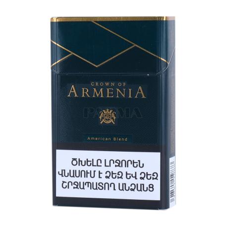 Ծխախոտ «Crown Of Armenia King Size»