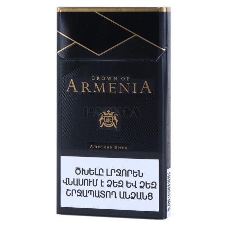 Ծխախոտ «Crown Of Armenia Superslims»