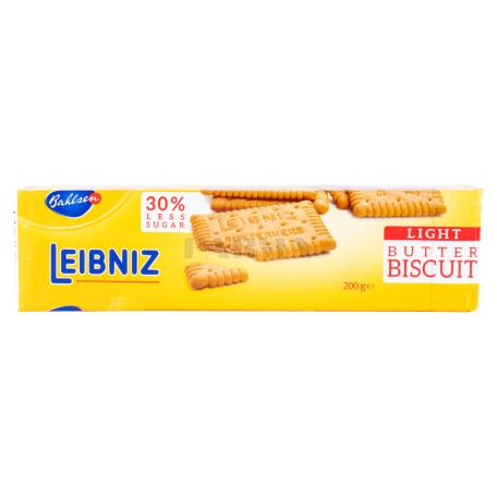 Թխվածքաբլիթ «Bahlsen Leibniz Light Butter Biscuit» 30% 200գ