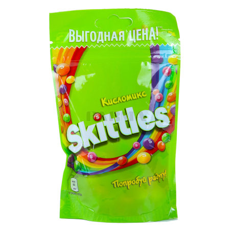 Դրաժե «Skittles» թթու 100գ