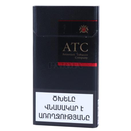 Ծխախոտ «ATC Black»