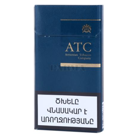 Ծխախոտ «ATC Blue»