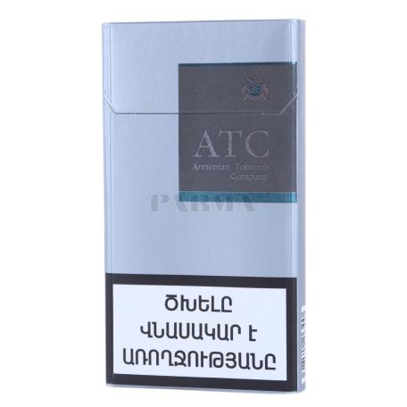 Ծխախոտ «ATC Silver»