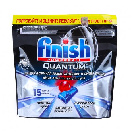 Հաբ սպասքի մեքենայի «Finish Powerball Quantum Ultimate» 187.5գ