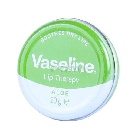 Վազելին «Vaseline Lip Therapy» ալոե 20գ