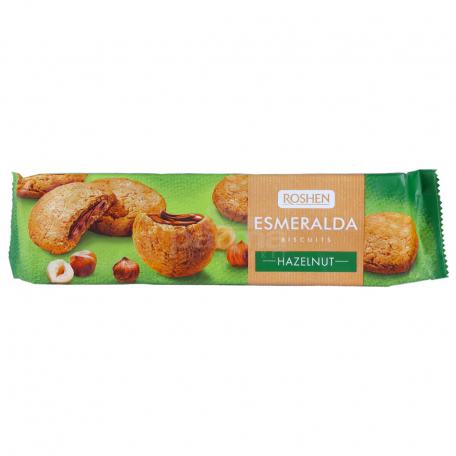 Թխվածքաբլիթ «Roshen Esmeralda» պնդուկ 170գ