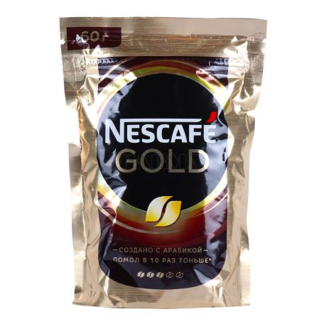 Սուրճ լուծվող «Nescafe Gold» 60գ