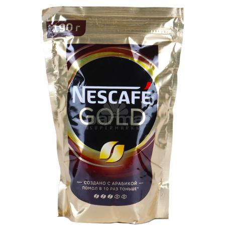 Սուրճ լուծվող «Nescafe Gold» 190գ