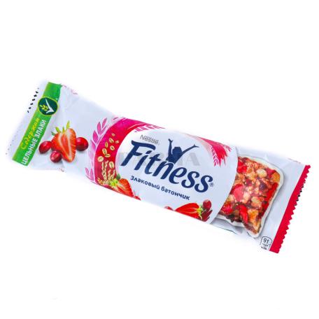 Բատոն «Nestle Fitness» ելակ, լոռամիրգ 23.5գ