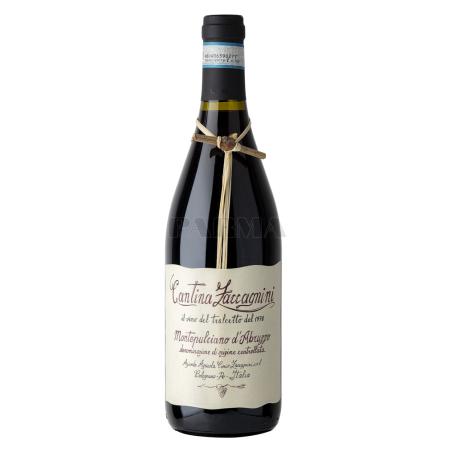 Գինի «Cantina Zaccagnini Tralcetto Montepulciano» կարմիր 750մլ