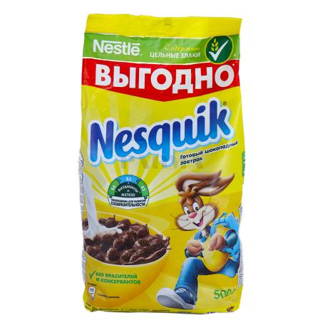 Պատրաստի նախաճաշ «Nestle Nesquik» 500գ
