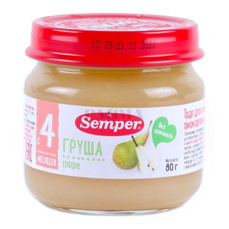 Խյուս «Semper» տանձ 80գ