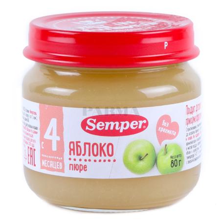 Խյուս «Semper» խնձոր 80գ