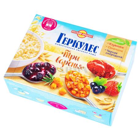Շիլա վարսակի «Русский продукт» կոնֆիտյուրով 348գ