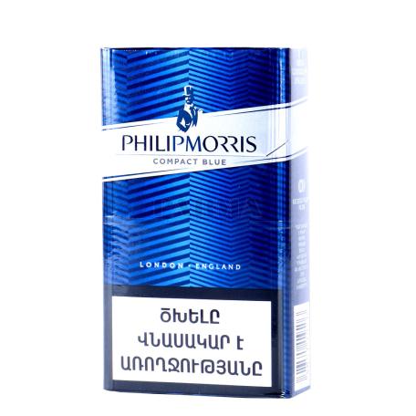 Ծխախոտ «Philip Morris Compact Blue»