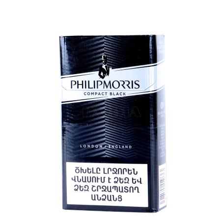 Ծխախոտ «Philip Morris Compact Black»