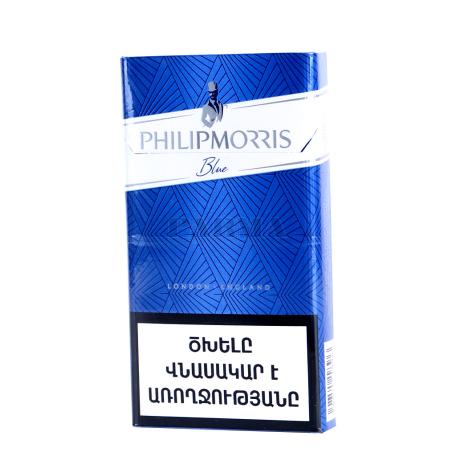 Ծխախոտ «Philip Morris Slims Blue»