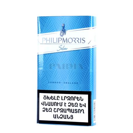 Ծխախոտ «Philip Morris Slims Silver»