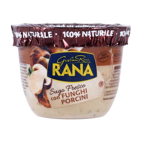 Սոուս «Giovanni Rana» պորչինի սնկով 180գ