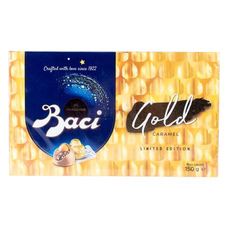 Շոկոլադե կոնֆետներ «Baci Perugina Gold Caramel» 150գ