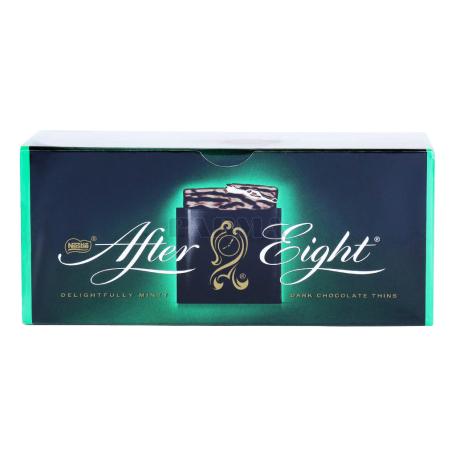 Շոկոլադե կոնֆետներ «After Eight» մուգ,  անանուխ 200գ