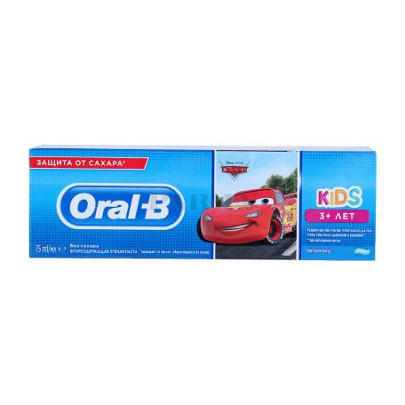 Ատամի մածուկ «Oral-B» մանկական 75մլ