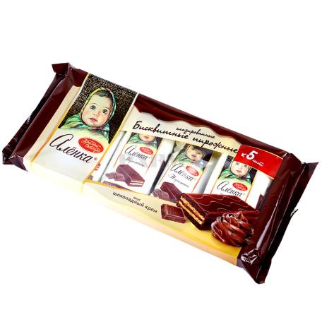 Բիսկվիթ «Аленка» շոկոլադե 200գ