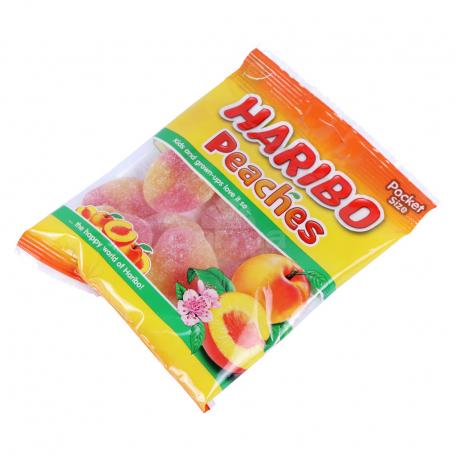 Դոնդողանման կոնֆետներ «Haribo Peaches» 80գ