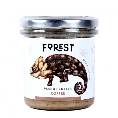 Կարագ-կրեմ գետնանուշի «Forest» սուրճ, սպիտակ շոկոլադ 300գ