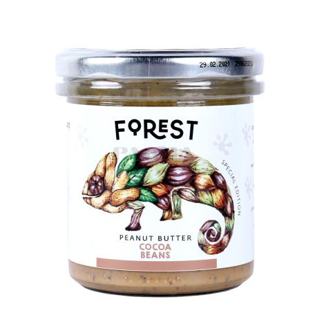 Կարագ-կրեմ գետնանուշի «Forest» կակաոյի հատիկներ 300գ