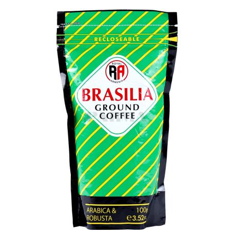 Սուրճ «Ռոյալ Արմենիա Brasilia» 100գ