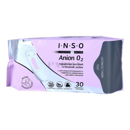 Միջադիրներ ամենօրյա «INSO Anion O2»