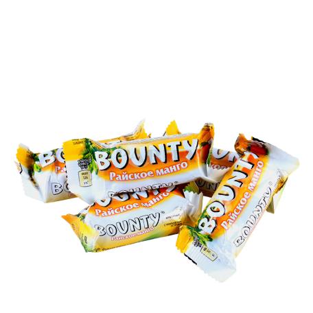 Կոնֆետներ «Bounty» մանգո կգ