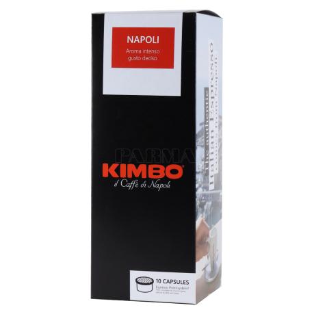 Սուրճի հաբեր «Kimbo Napoli» 7գ