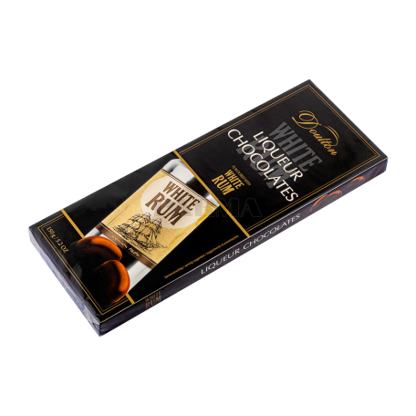 Շոկոլադե կոնֆետներ «Doulton White Rum» 150գ