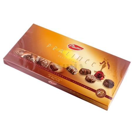 Շոկոլադե կոնֆետներ «Piasten Pralinee» 400գ